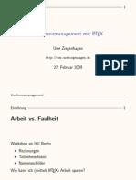 Mit LaTeX eine Konferenz organisieren