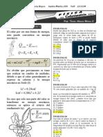 Practica de Calorimetria (Efecto Joule) Con Clave