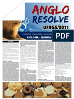AngloResolve- UFRGS2011 Bio Qui Geo