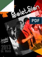 Boletín Juventud Sión 04 de Marzo de 2013.