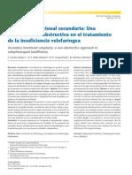 Veloplastia Funcional Secundaria - Alternativa IVF