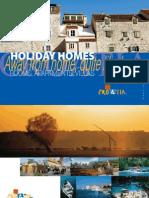 Holiday homes in Croatia