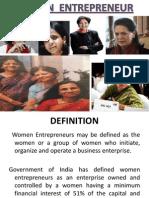 women entrepreneur ch4.ppt