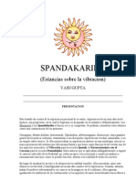 SPANDAKARIKA