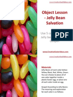 Object Lesson - Jelly Bean Salvation