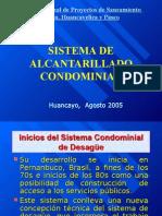 14. 0 ALCANTARILLADO CONDOMINIAL