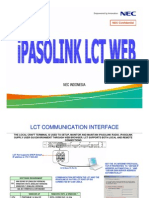 iPaso LCT Setting