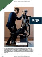 Bionic Man is the Future of Humans, Not Robots - IEEE Spectrum