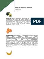 PROPIEDADES NUTRITIVAS DE LAS FRUTAS Y VERDURAS.docx