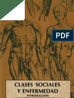 Clases Sociales y Enfermedad (Introduccin a Una Epidemiologa Diferencial)