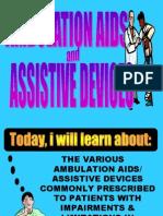 Ambulation Aids & Assistive Devices 2007