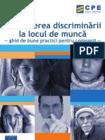 brosura antidiscriminare CRJ