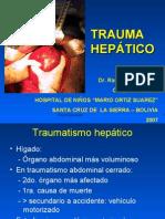 Trauma Hepatico