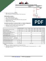 MIC6A10 Diode Datasheet