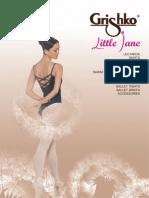 LittleJane.gr - Grishko classic dancewear collection