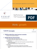 TCP Acceleration Only