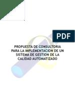 Propuesta Implementacion Sgc Automatizado