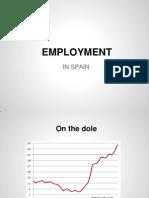 Employment in Spain (1)