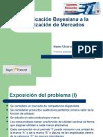Una aplicación Bayesiana a la Modelización de Mercados