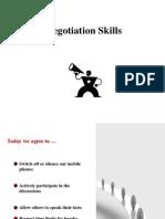 Negotiation Skills 1