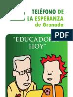Flyer Educadores Logo