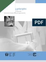 Data Sharing Principles