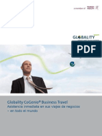 DKV Globality CoGenio Business Travel - Seguros Médicos DKV