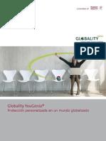 DKV Globality YouGenio - Seguros Médicos DKV