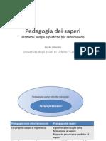 Pedagogia Dei Saperi_1.1