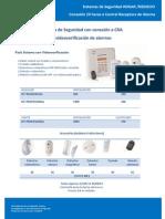 Precios Sistemas de Intrusión con Conexión CRA Ene13_Mar13