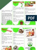 Mineral Mikro, leaflet, leaflet mineral mikro