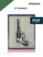 IMPOSSIBLE Polaroid 8x10 Creative Techniques