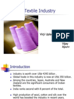 Textile Industry in Developing Countries