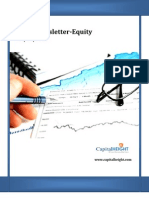 Daily Newsletter Equity 05-03-2013