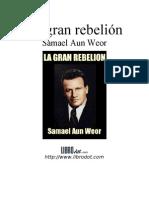 Weor, Samael Aun - La Gran Rebelion