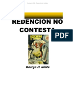 White, George H - Redencion No Contesta