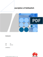 Function Description of Softswitch