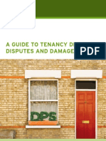 A Guide to Tenancy Deposits Disputes and Damages