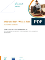 Wear & Tear Guide