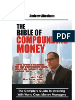 The Bible of Compounding Money