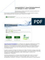 Green Marketing Network