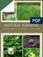 Natural Farming