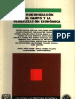 21.La modernizacion del campo y la globalizacion economica.Varios autores-Peña