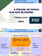 11 - Maitrise Oeuvre Travaux Et Suivi de Chantier
