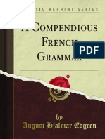 A Compendious French Grammar