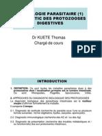 Diagnostic des protozooses digestives Microsoft PowerPoint [Mode de compatibilité]