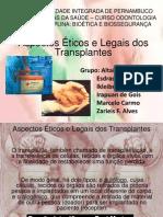 Transplantes Slides