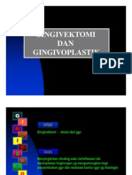 Pe 252 Slide Gingivektomi Dan Gingivoplastik
