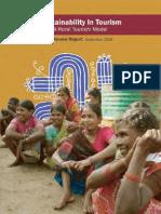 SustainabilityInTourism aRuralTourismModel aReviewReport Text