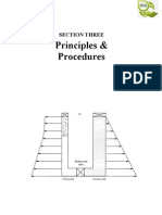 Section 3 Principle and Procedures